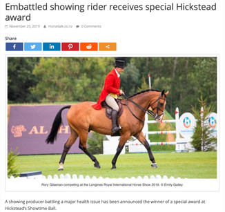 HorseTalkNZ