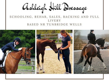 5* Livery in Kent...Ashleigh Hill Dressage