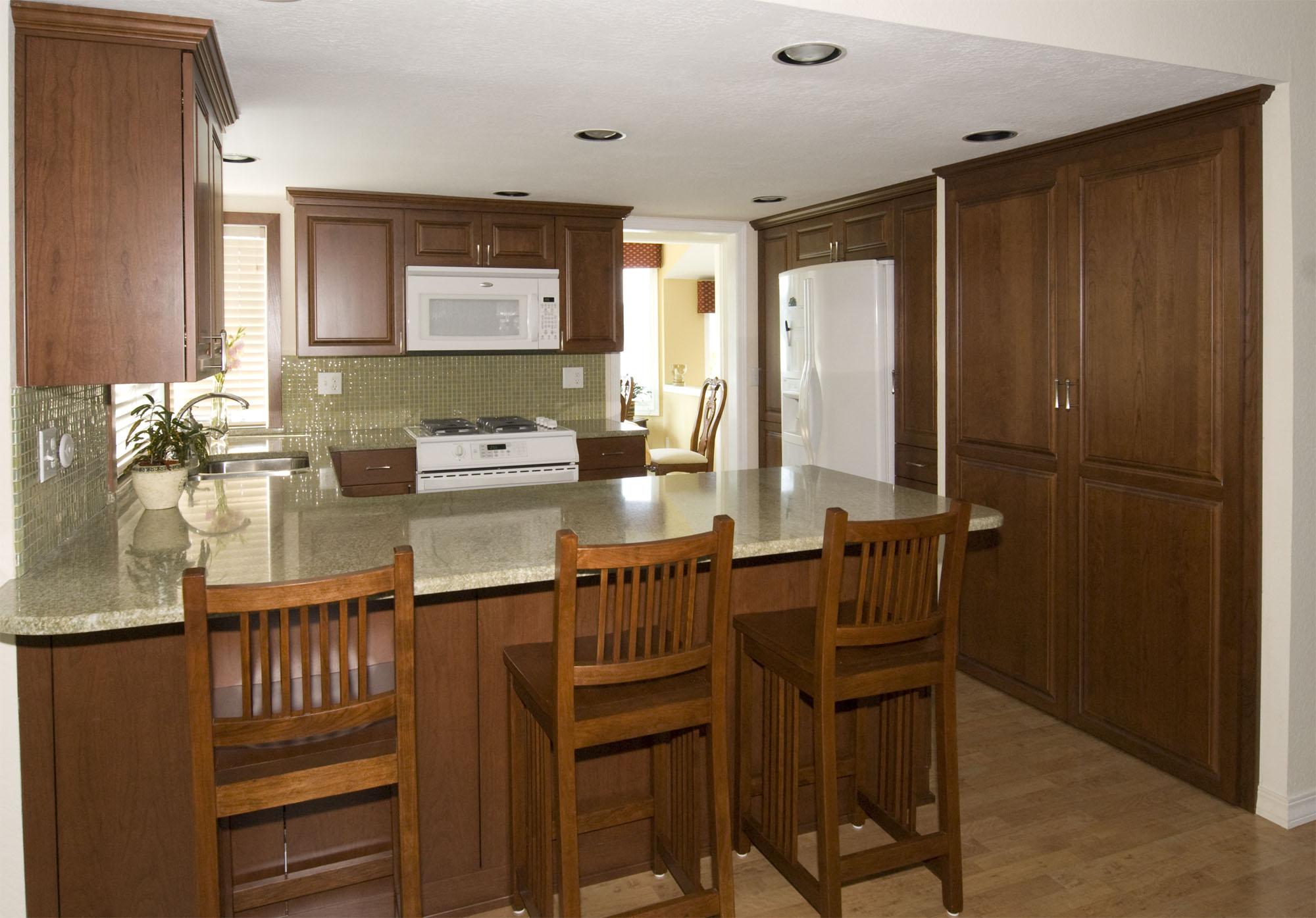 4 foot kitchen island - Zion Star
