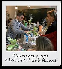 alchimie fleurs et objets