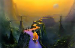 Mystical-road