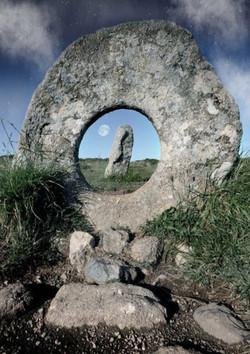 Circle stone