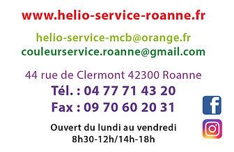 helio service roanne