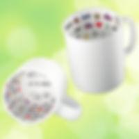 mug personnalisé roanne