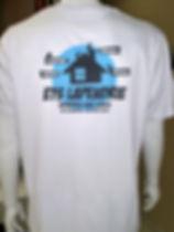 t-shirt entreprise personnalisé