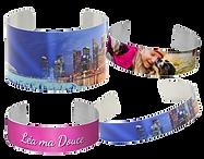 bracelet aluminium personnalisé roanne