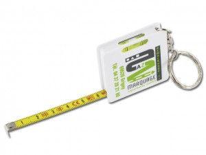 Porte clé mètre niveau personnalisé roanne
