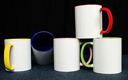 mug couleur personnalisé roanne