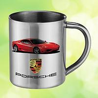 mug inox personnalisé roanne