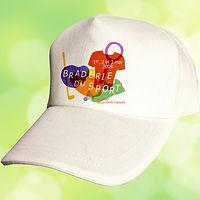 casquette personnalisé roanne