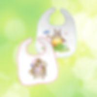 Bavoir bébé personnalisé roanne, copie roanne objet pub riorges imprimerie coteau