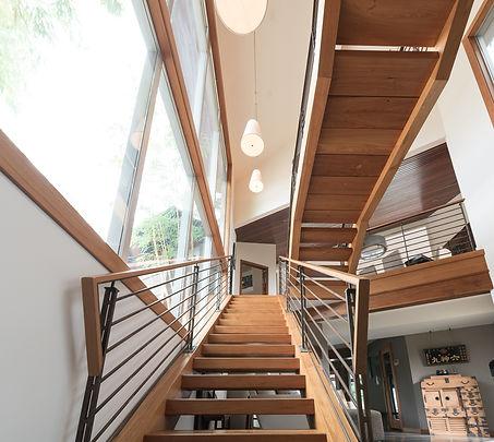 custom staircase, sacramento