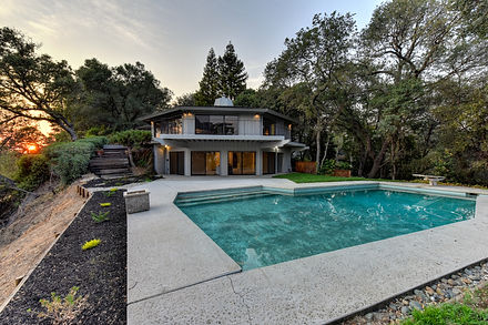 custom design pool, sacramento
