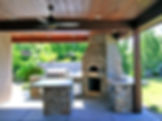 custom design pizza oven, sacramento