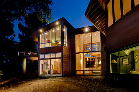 custom windows exterior view, sacramento