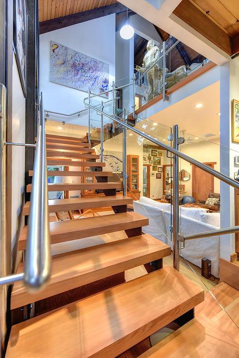 cusom staircase