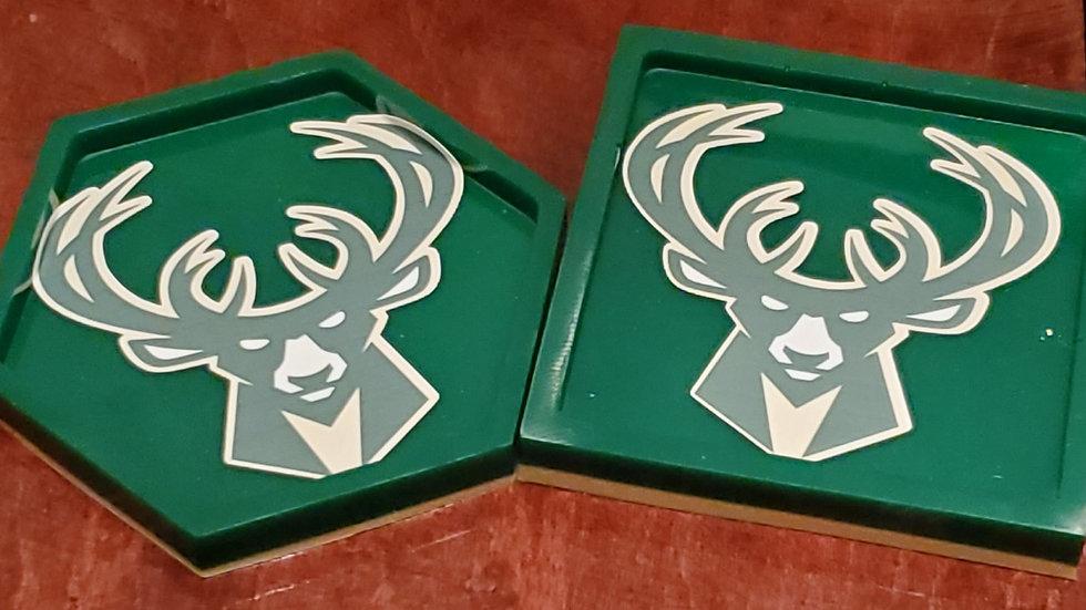 Bucks Coaster Sets