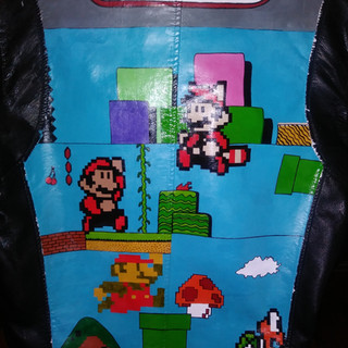Custom Leather Design
