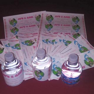 Waterproof Lables