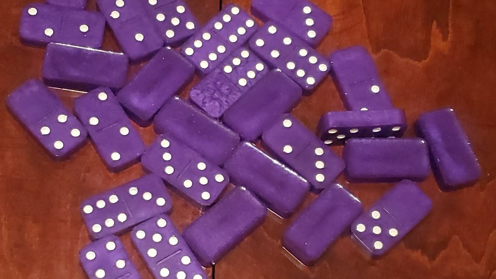 Solid color  Domino Set