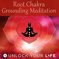 root chakra grounding meditation 400px c