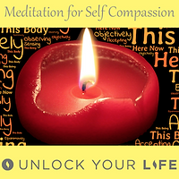 meditation and affirmations for self-compassion
