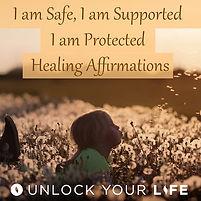 Trauma Healing Affirmations