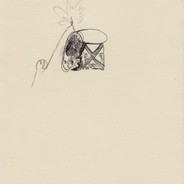 Light in the box, 2016, pencil on paper,