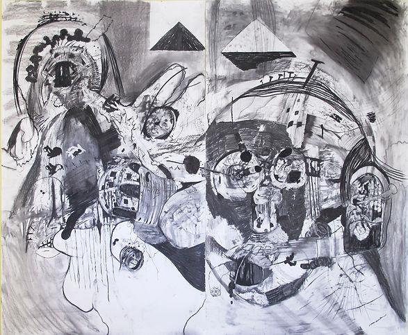 Big Drawing Luis Almeida 2018