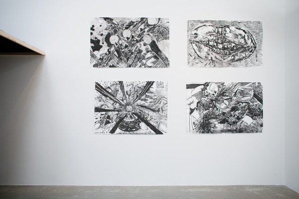 Exhibition view, 66th Jeune Création