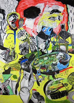 Luís Almeida drawing art