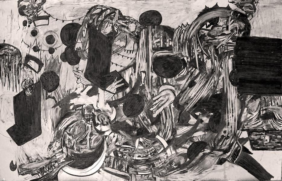 Untitled, 2014.