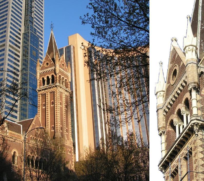 St Michael's Church Melbourne