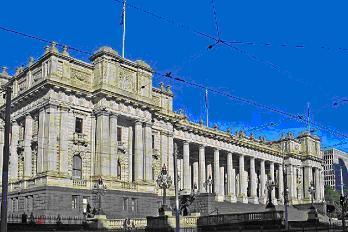 Parliament House - Melbourne