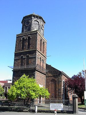 St James Old Cathedral Melbourne