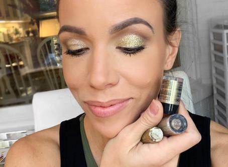 How to Use Glitter Eyeshadow