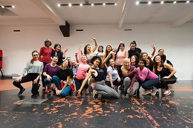 Adult Dance Classes Brussels English