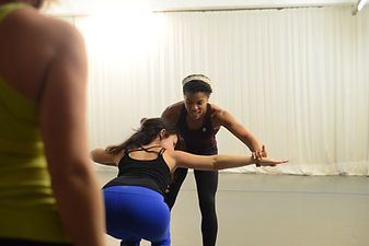 Private Dane Choreo Lessons Brussels English