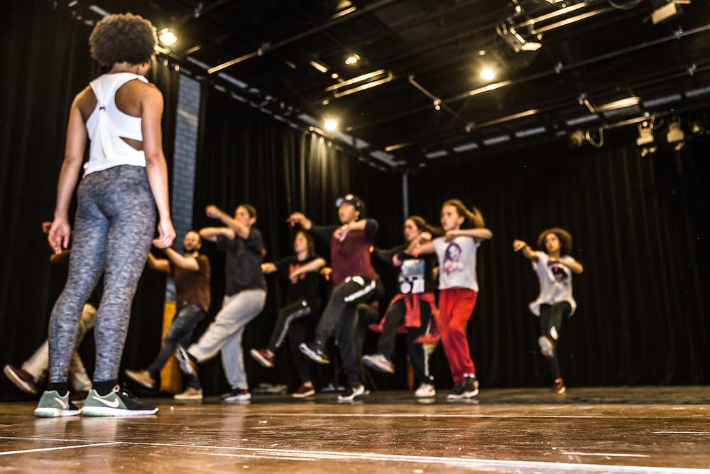 Adult Group Dance Classes Brussels Dance School