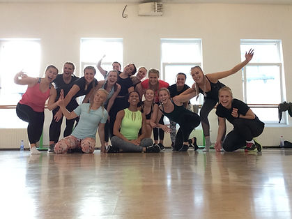 Private Group Dance Classes Brussels