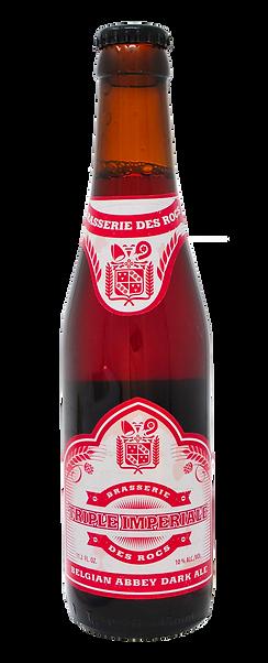 Bottle of Triple Impériale