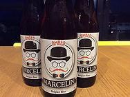 Bottles of Marcelin