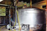 Brewing room ⎢Abbaye des Rocs