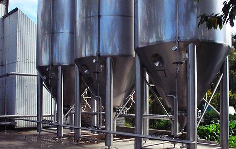 Fermentation tanks ⎢Abbaye des Rocs