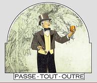 Passe Tout Outre label