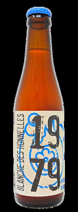 Bottle de Blanche des Honnelle