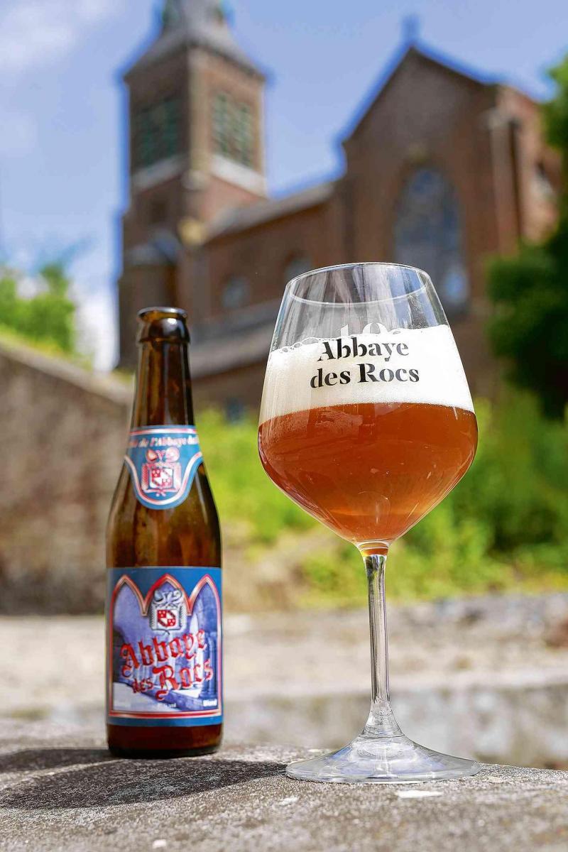 Abbaye des Rocs Blonde