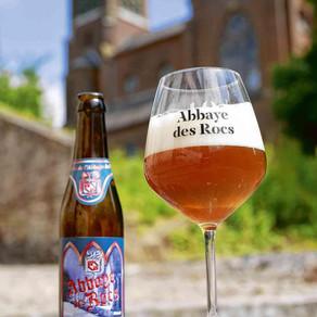 Le Soir - La Brasserie de l'Abbaye des Rocs dans les 10 meilleures brasseries de Wallonie !