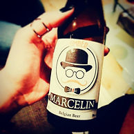 Marcelin label