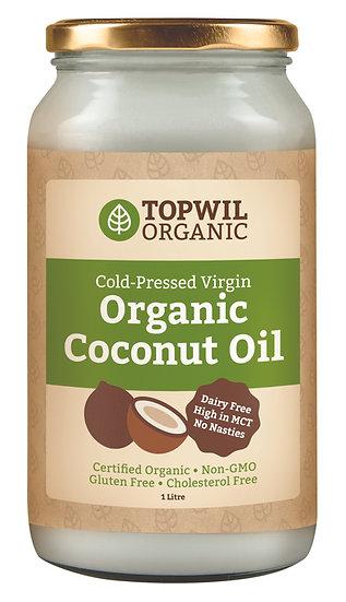 Topwil - Organic Coconut Oil